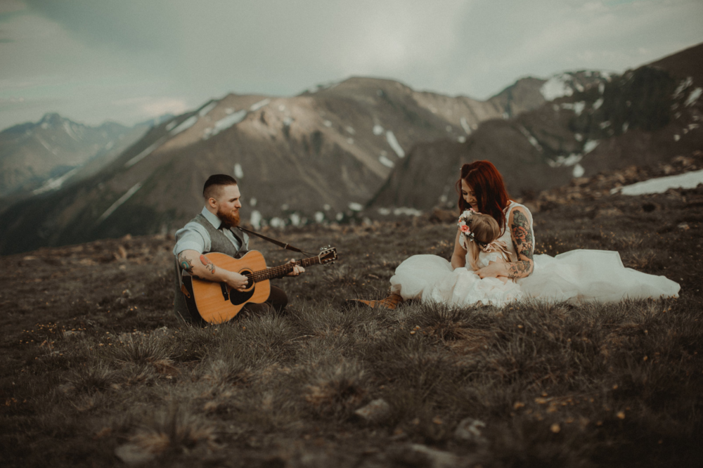 Amanda + Tice - Rocky Mountain National Park, CO