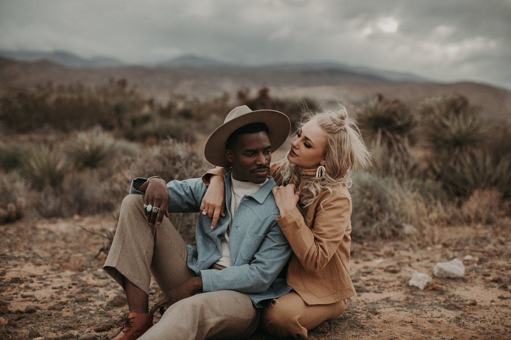 Bailey & Josue - Joshua Tree, CA