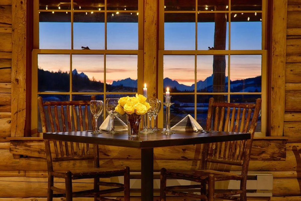 Wedding Venues in Wyoming Turpin Meadow Ranch