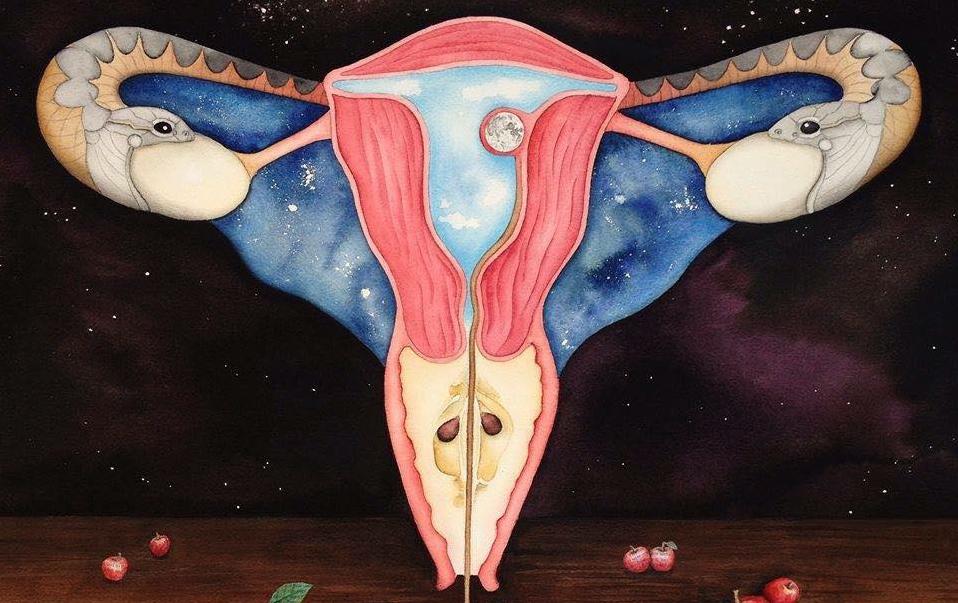 Sacred Womb Healing Retreat — Drum Doula