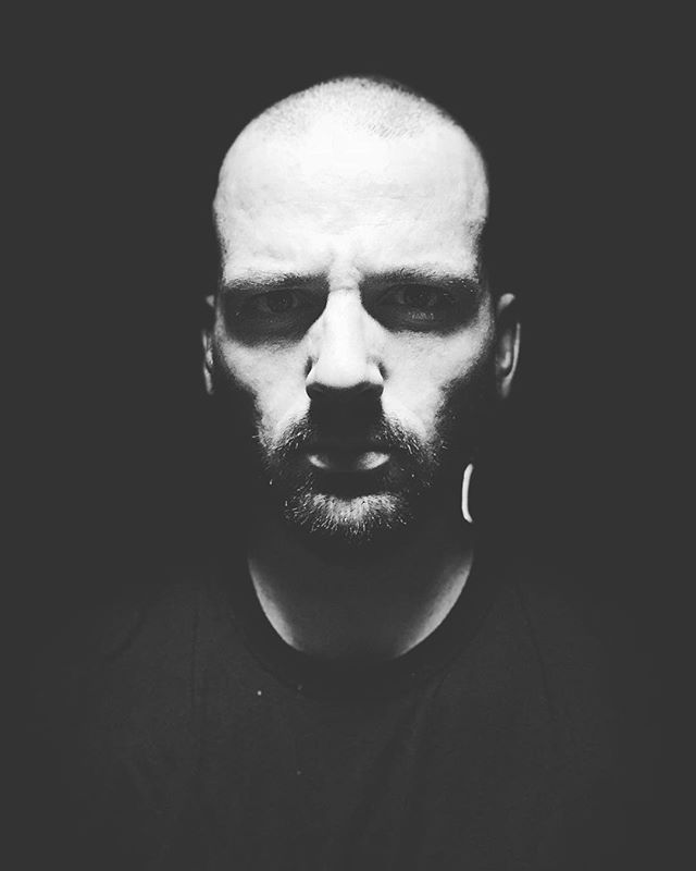 Apparently, if you're me, the iPhone X stage light mode is actually a Jason Statham filter ⚔️😂
