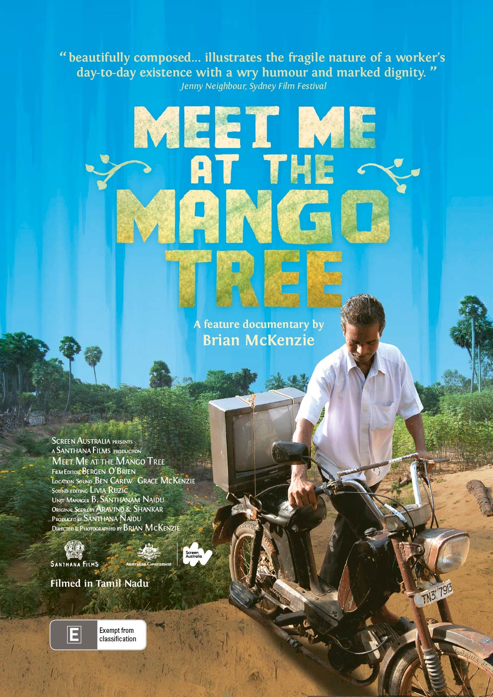 Meet Me at the Mango Tree