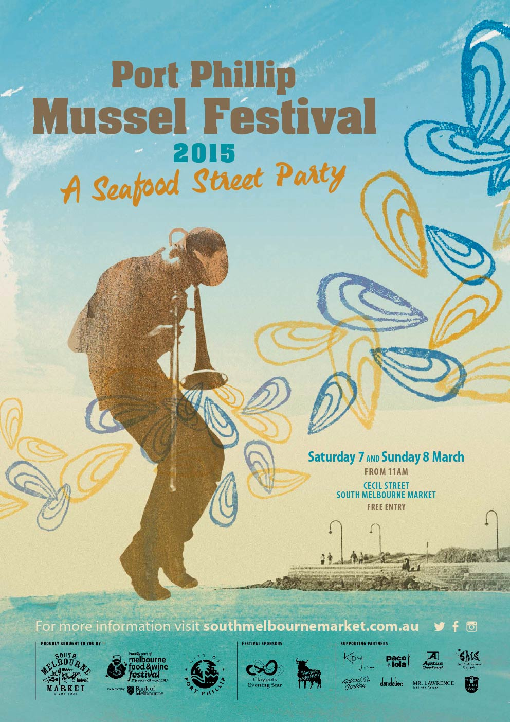 Port Philip Mussel Festival