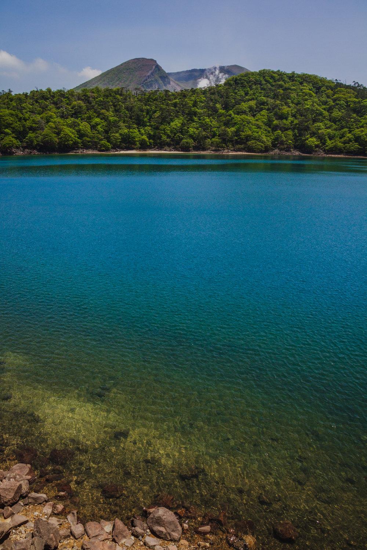 Lake Rokukannonmiike, Kirishima Kinkowan National Park | 2018