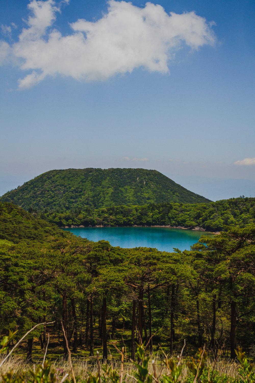 Lake Byakushiike, Kirishima Kinkowan National Park | 2018