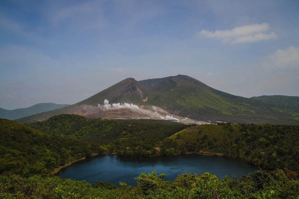 Kirishima Kinkowan National Park | 2018