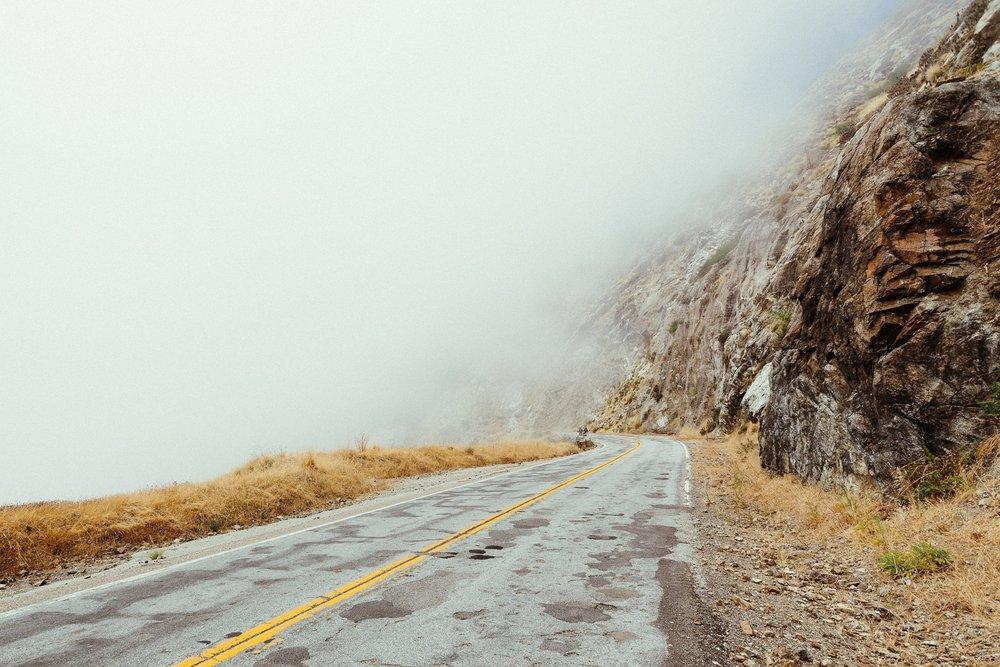 Desolate Big Sur