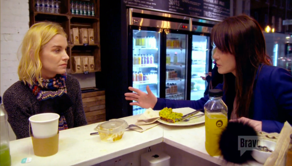 ladies-of-london-julie-montagu-annabelle-neilson-juice-bar