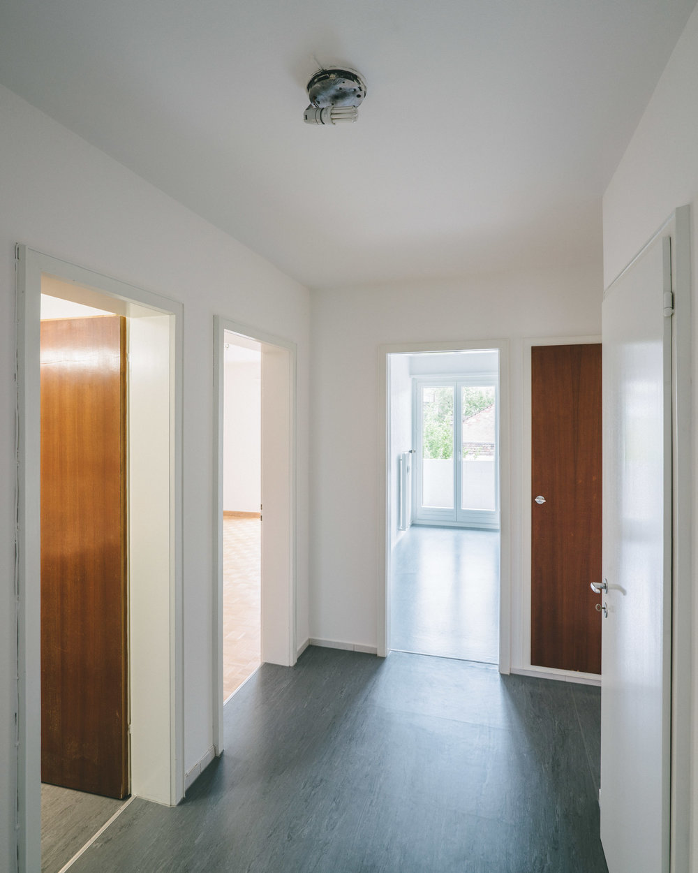 Innensanierung Basel Eingang, Consilium Architektur und Baumanagement