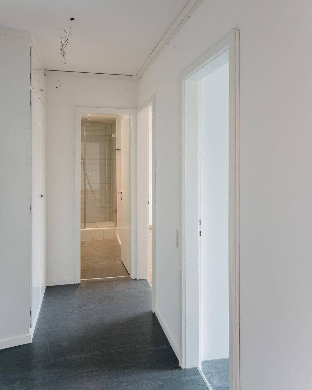Innensanierung Basel Vorplatz, Consilium Architektur und Baumanagement