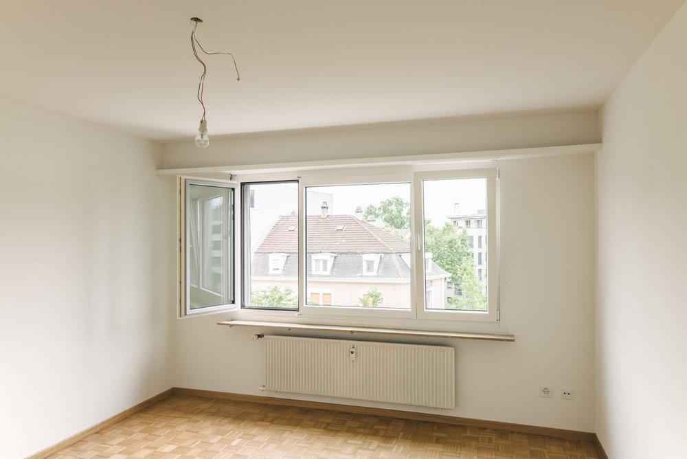 Innensanierung Basel Aussicht, Consilium Architektur und Baumanagement