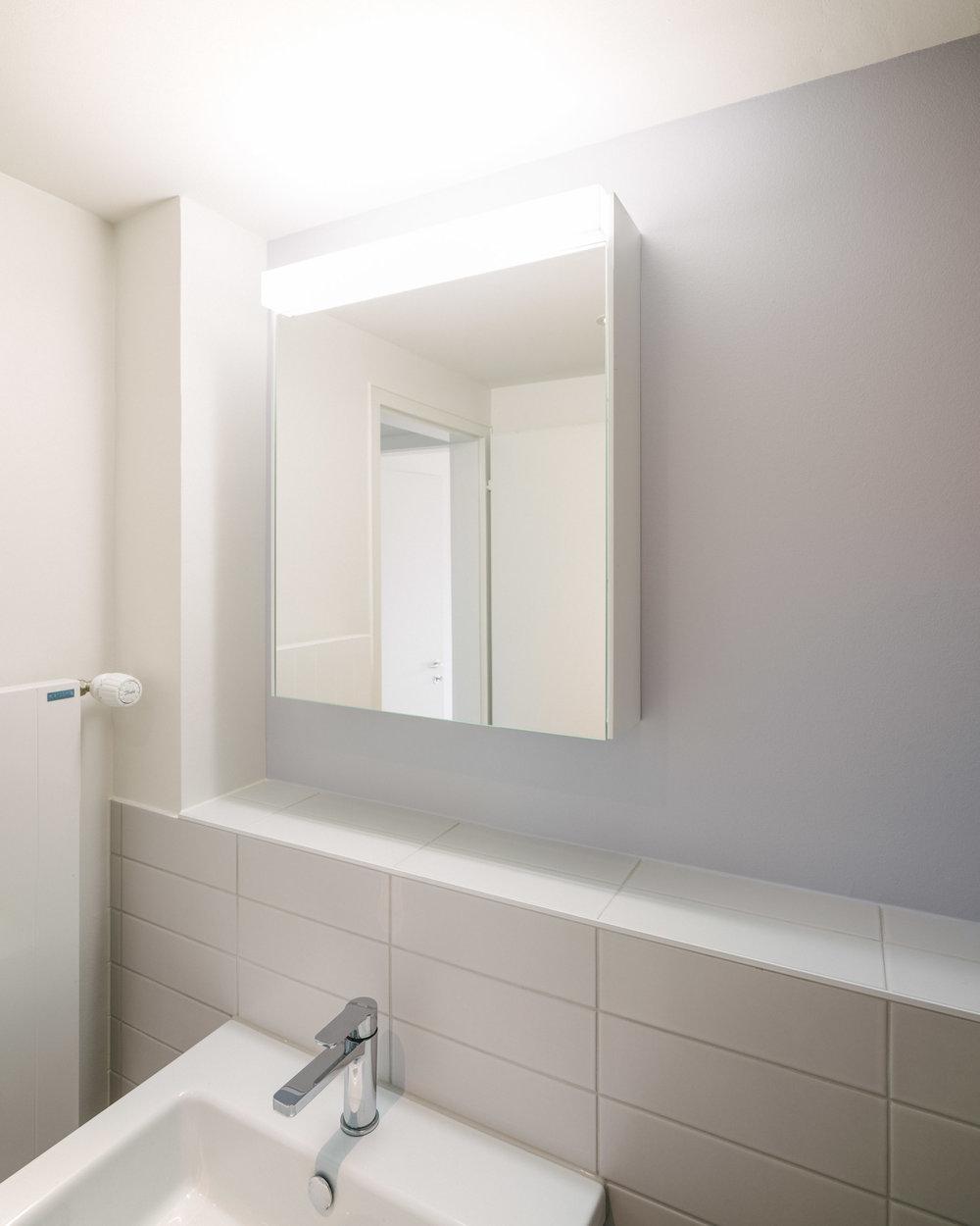 Innensanierung Spiegelkasten Basel, Consilium Architektur und Baumanagement