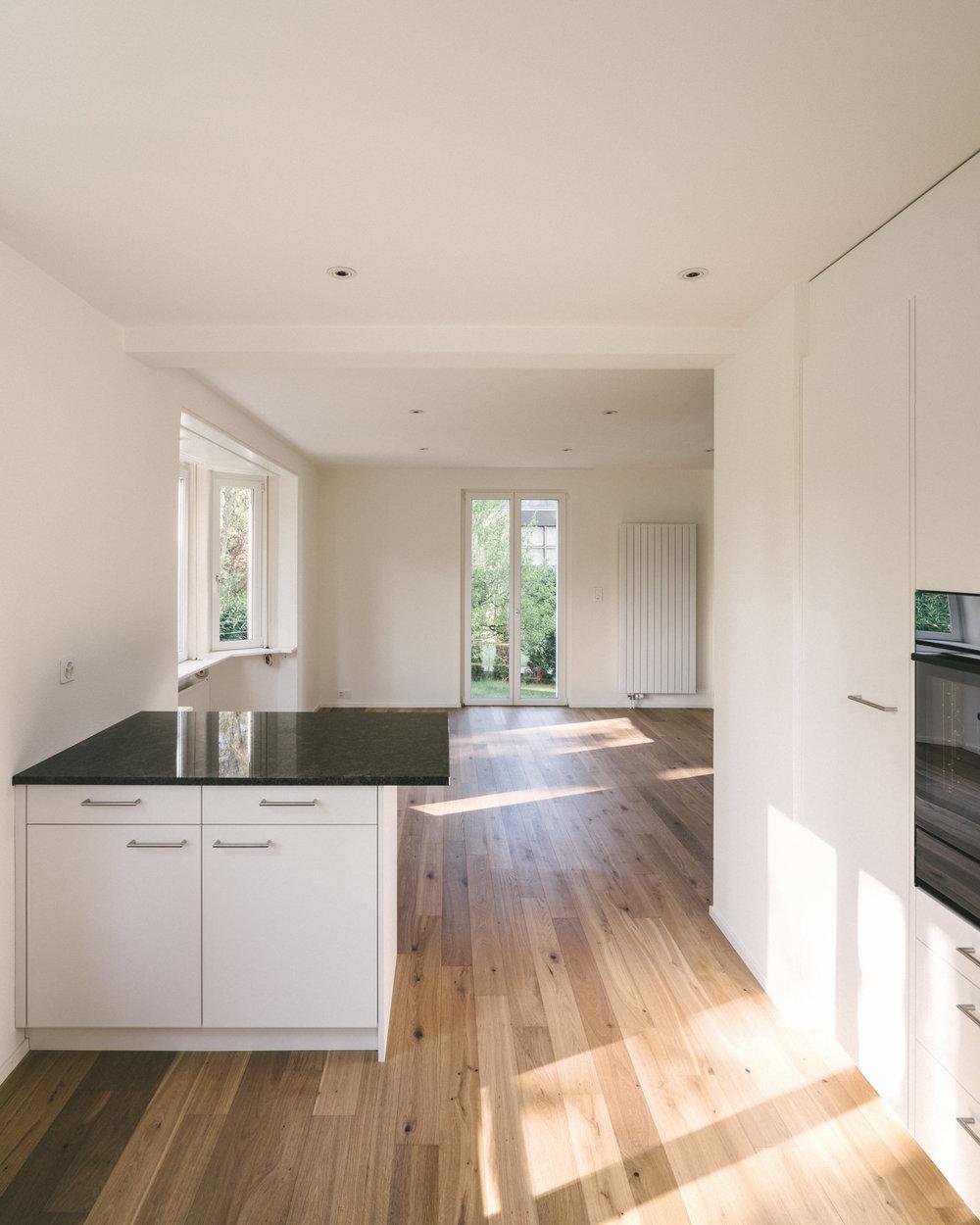 Umbau Arlesheim Wohnraum, Consilium Architektur und Baumanagement