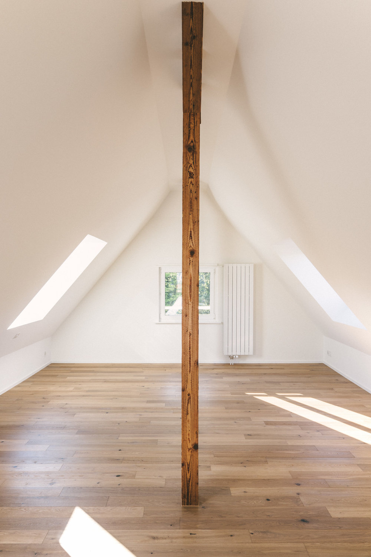 Umbau Arlesheim Dachstock, Consilium Architektur und Baumanagement