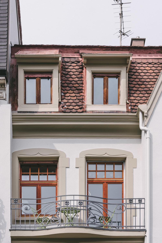 Aussensanierung MFH Basel Gauben, Consilium Architektur und Baumanagement