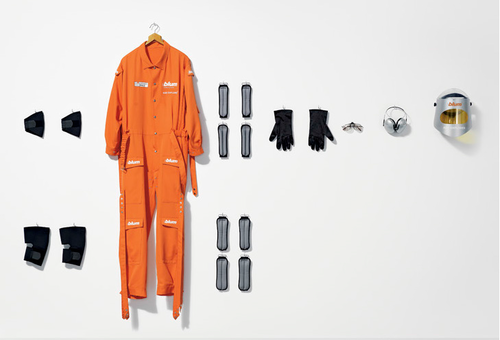THE BLUM AGE EXPLORER SUIT