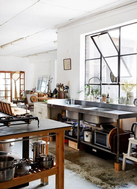 stainless-steel-industrial-kitchen