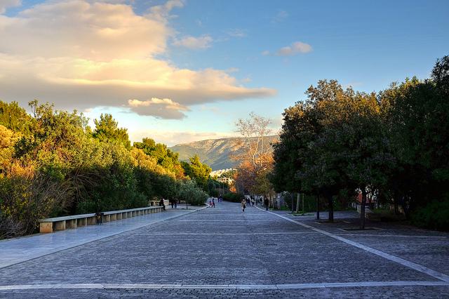 dionysiou areopagitou pedestrian walkway flickr.jpg
