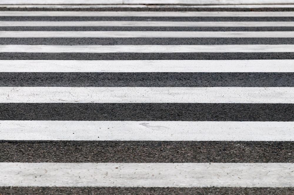 zebra crossing Greece