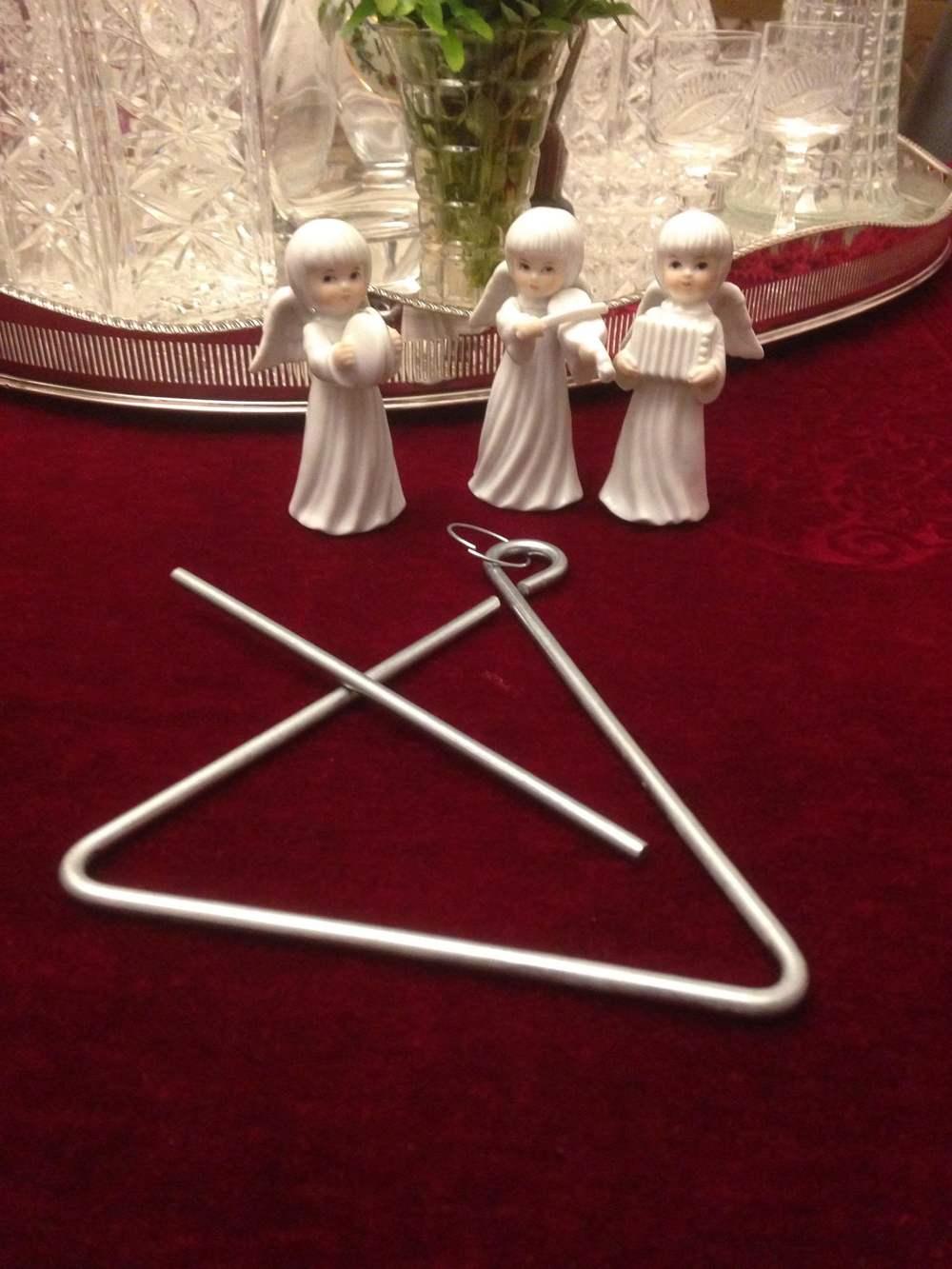 Christmas triangle