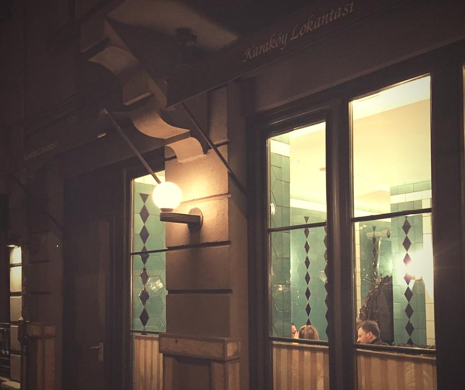 Karakoy Locantasi Istanbul restaurant