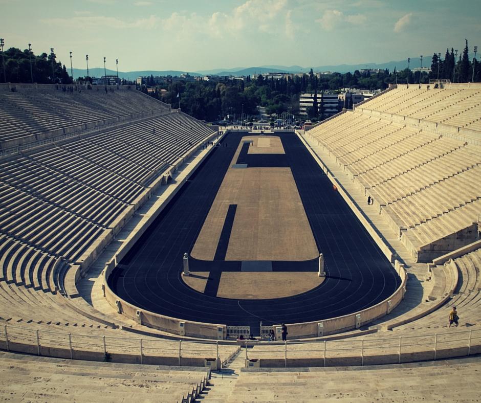 Panathenaic Stadium (Kallimarmaro)