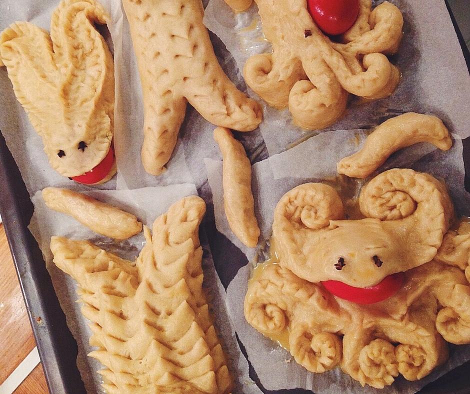 'Attaliotika' Greek easter cookies!
