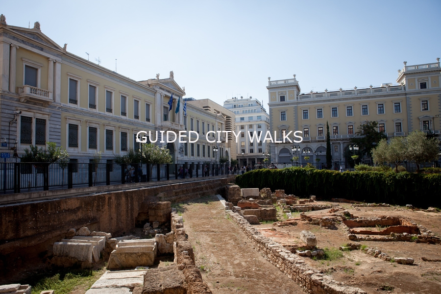 GUIDED CITY WALKS