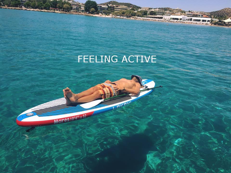 FEELING ACTIVE