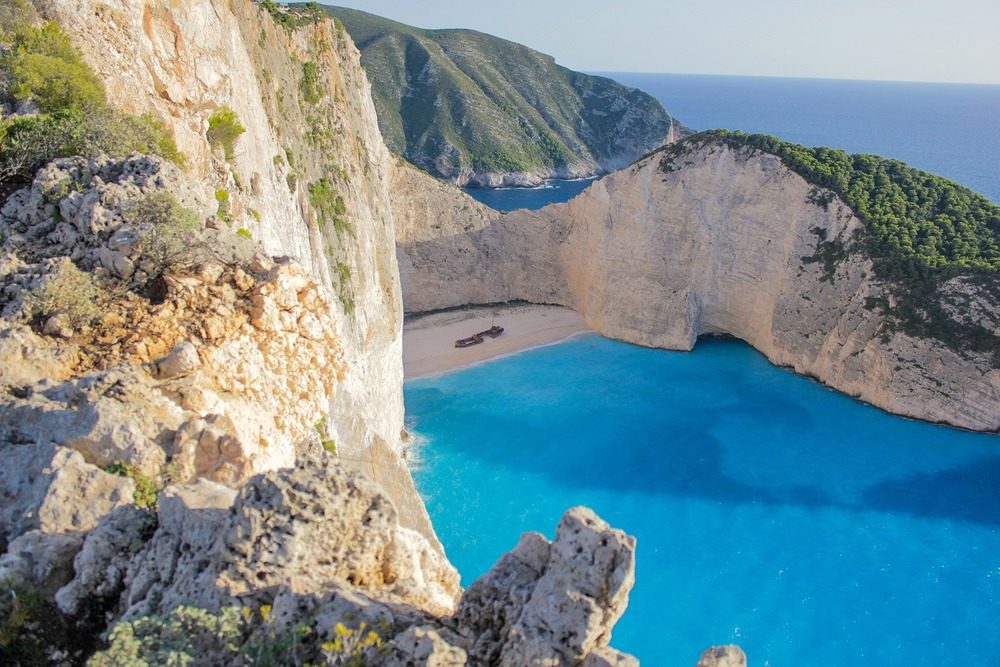 Beautiful Zante is part of the Ionian islands (Picture by adamkontor/Pixabay)