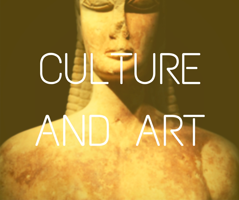 culture and art tours and activities