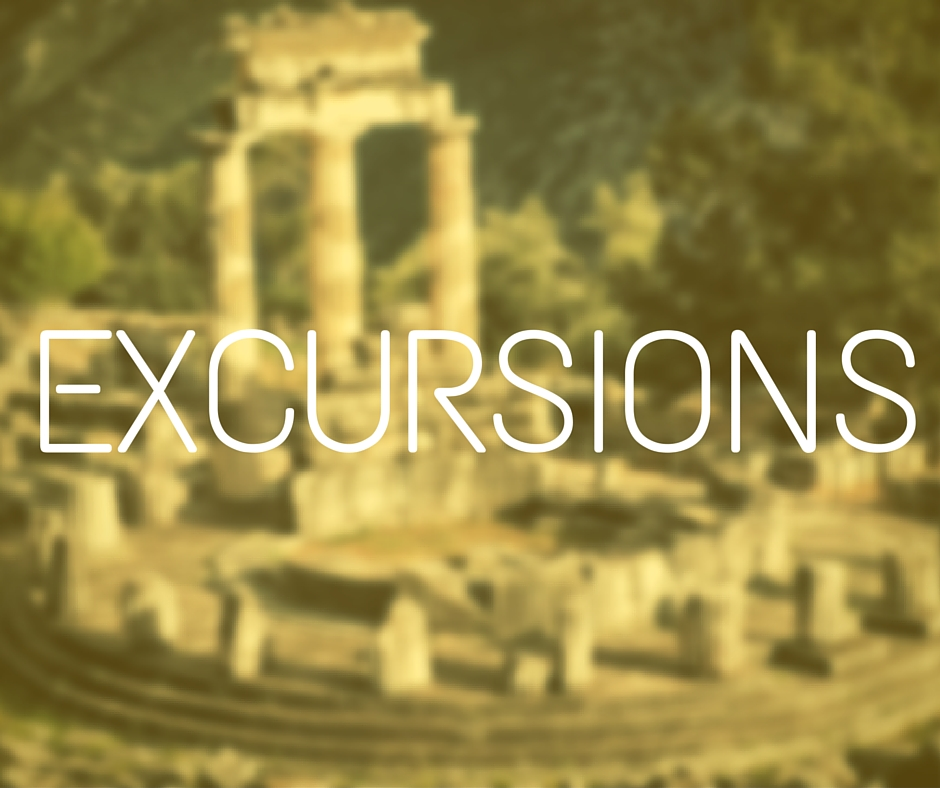 excursions from athens