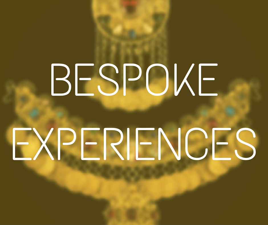 bespoke experiences in athens