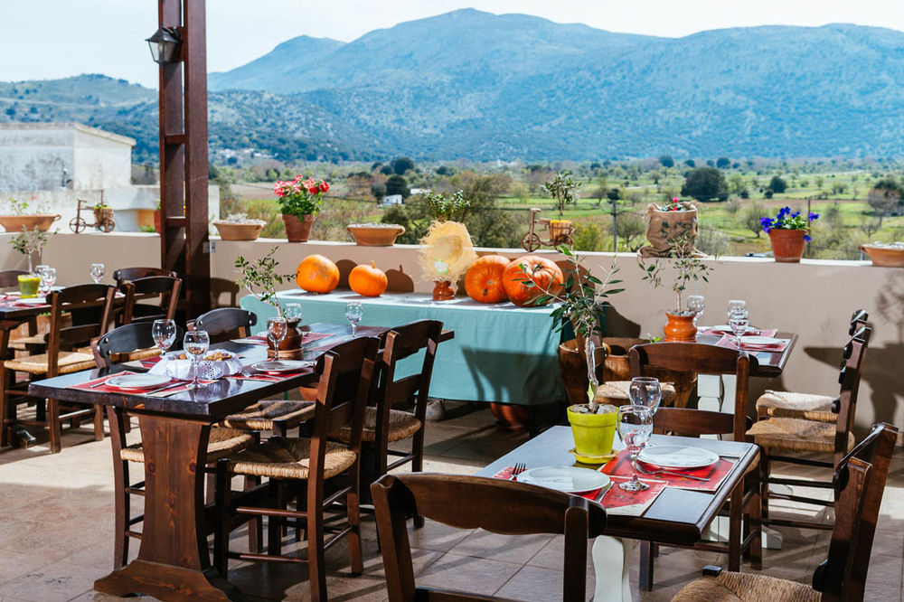 Vilaeti restaurant in Lassithi plateau (Picture by Vilaeti website)