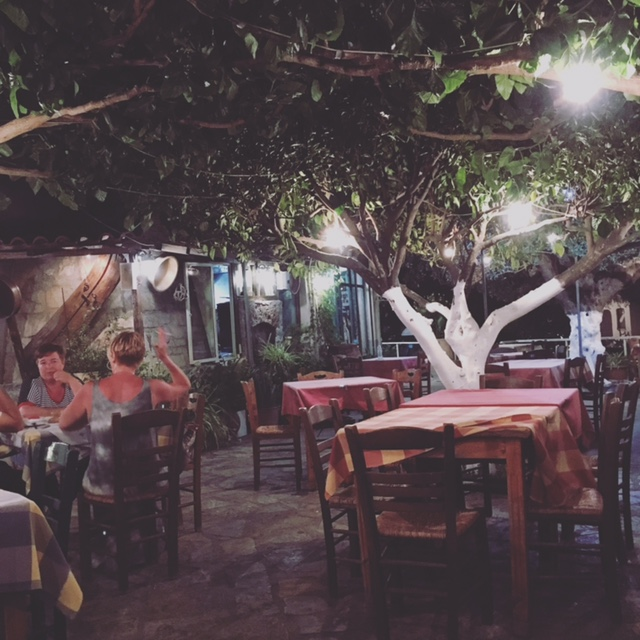 Christinis' taverna in Limnes village (Picture by Christinis taverna/Facebook)