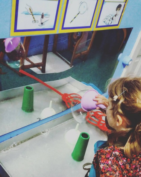 Games at the Hellenic Children's Museum in Plaka (Picture by mar_vat/Instagram)