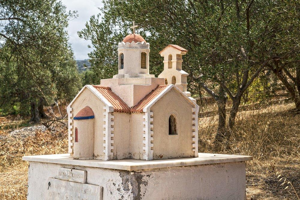 miniature church street