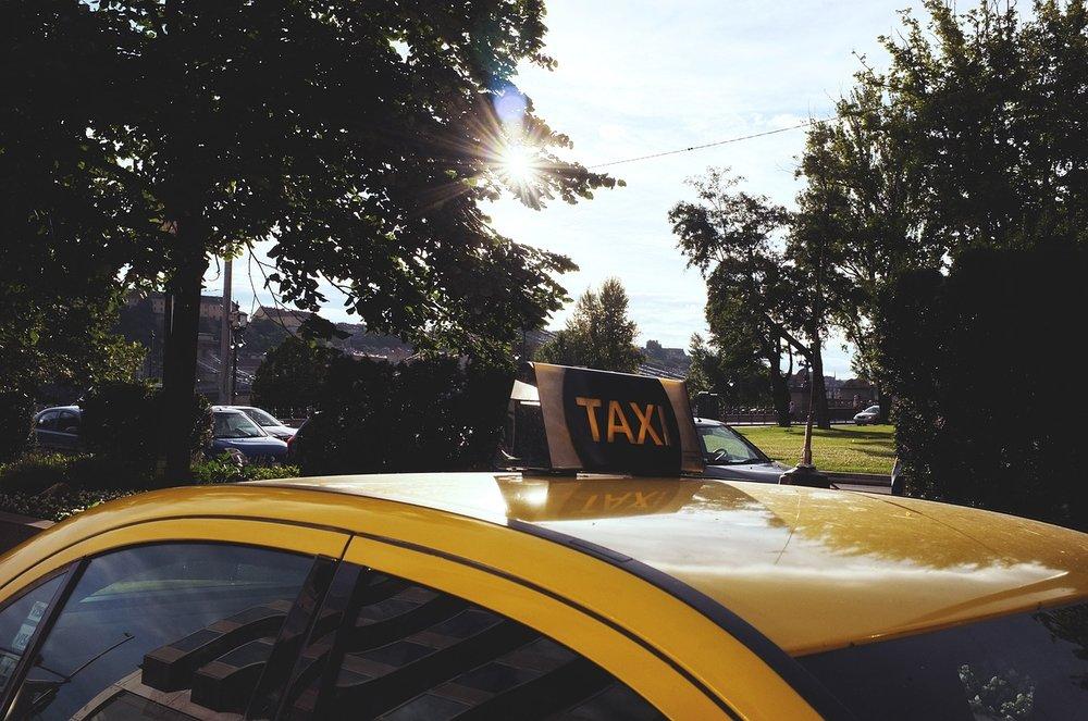 taxi greece