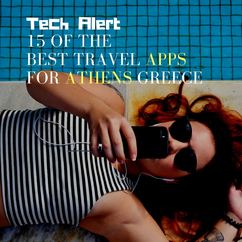 best apps for athens greece