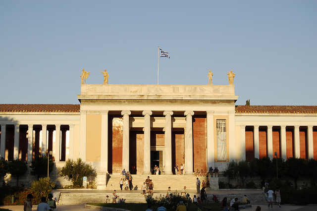 The National Archeological Museum of Athens (Picture by Andrzej Wójtowicz / Flickr)