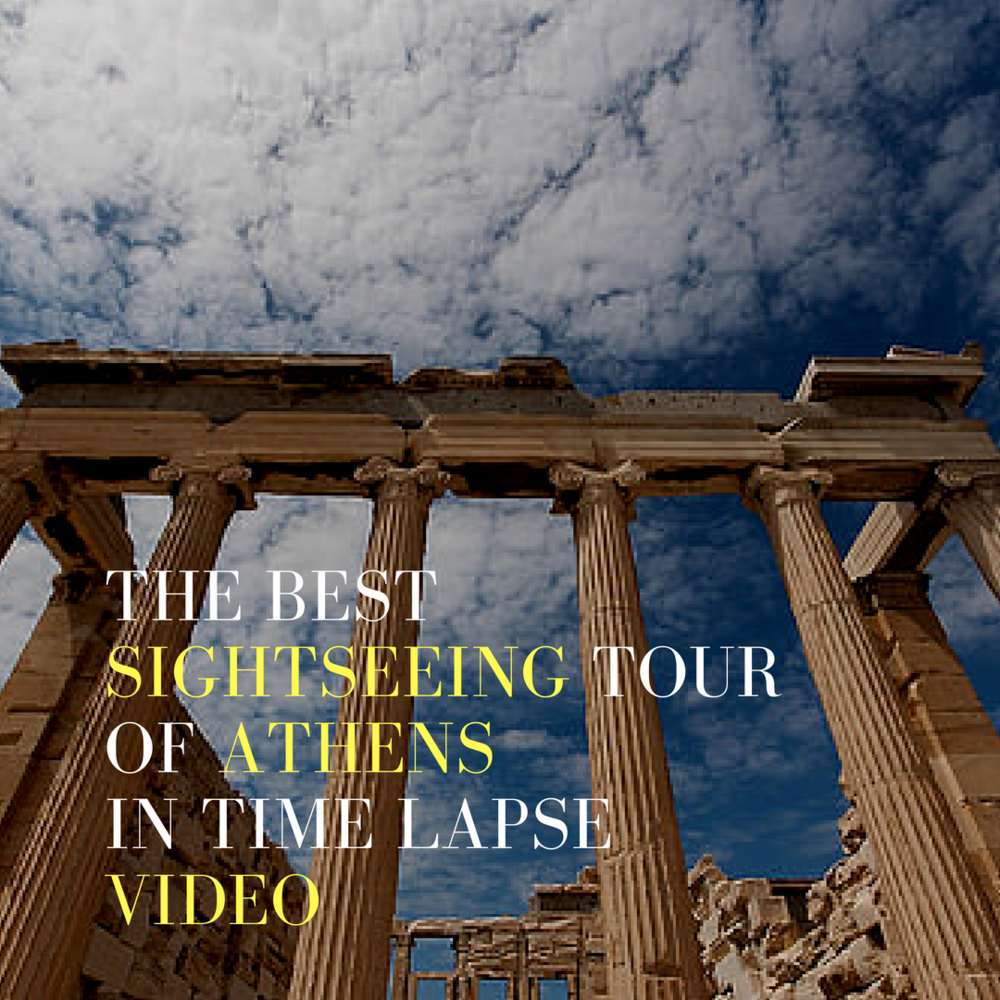 sightseeing tour athens