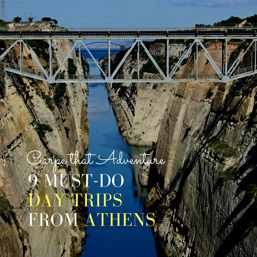 day trips from athens greece