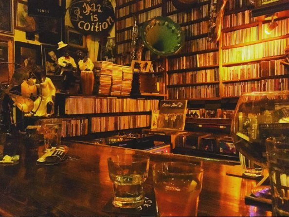 The cosy and atmospheric JazzinJazz (Photo @JazzinJazz/Instagram)
