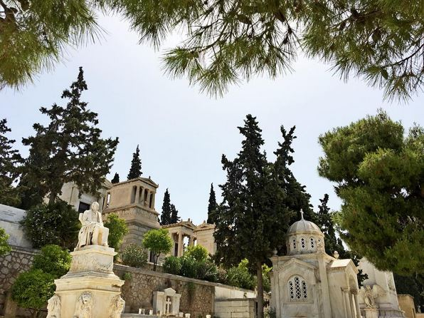 The First Cemetery may be more reminiscent of Paris than of Athens (Photo by chriskats/Instagram)