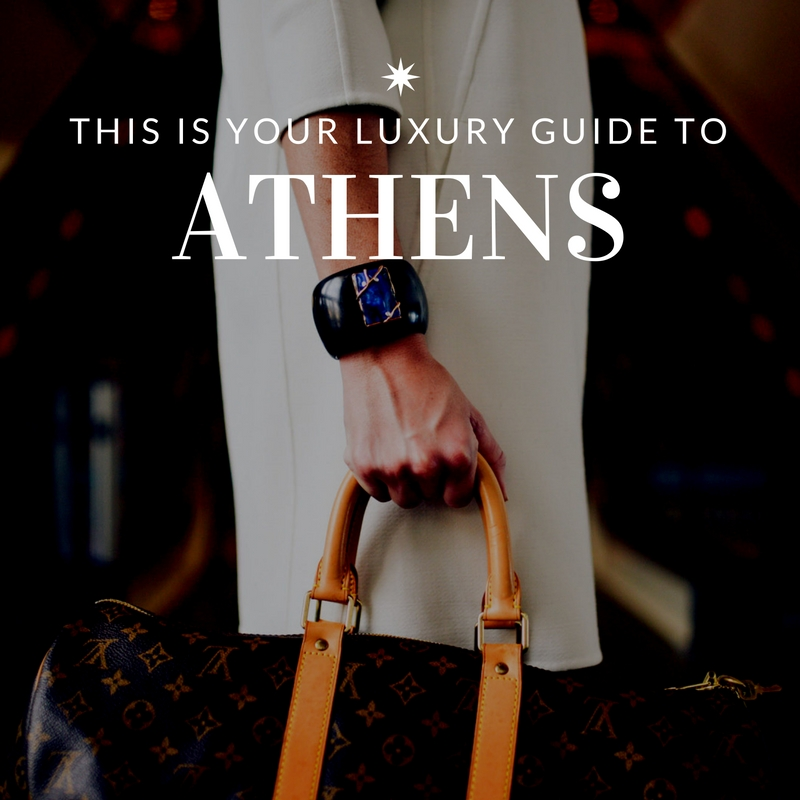 luxury athens