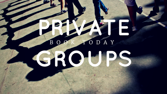 private group tailor made travel