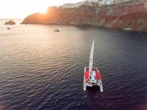 Image result for santorini boat 300x200