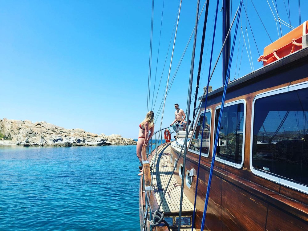 How to Make the Most of Your Greek Island Hopping — The