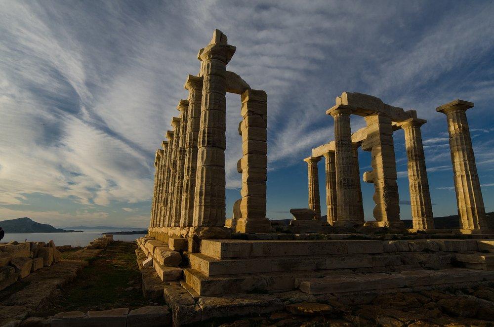 temple of poseidon Sounio sunset tour