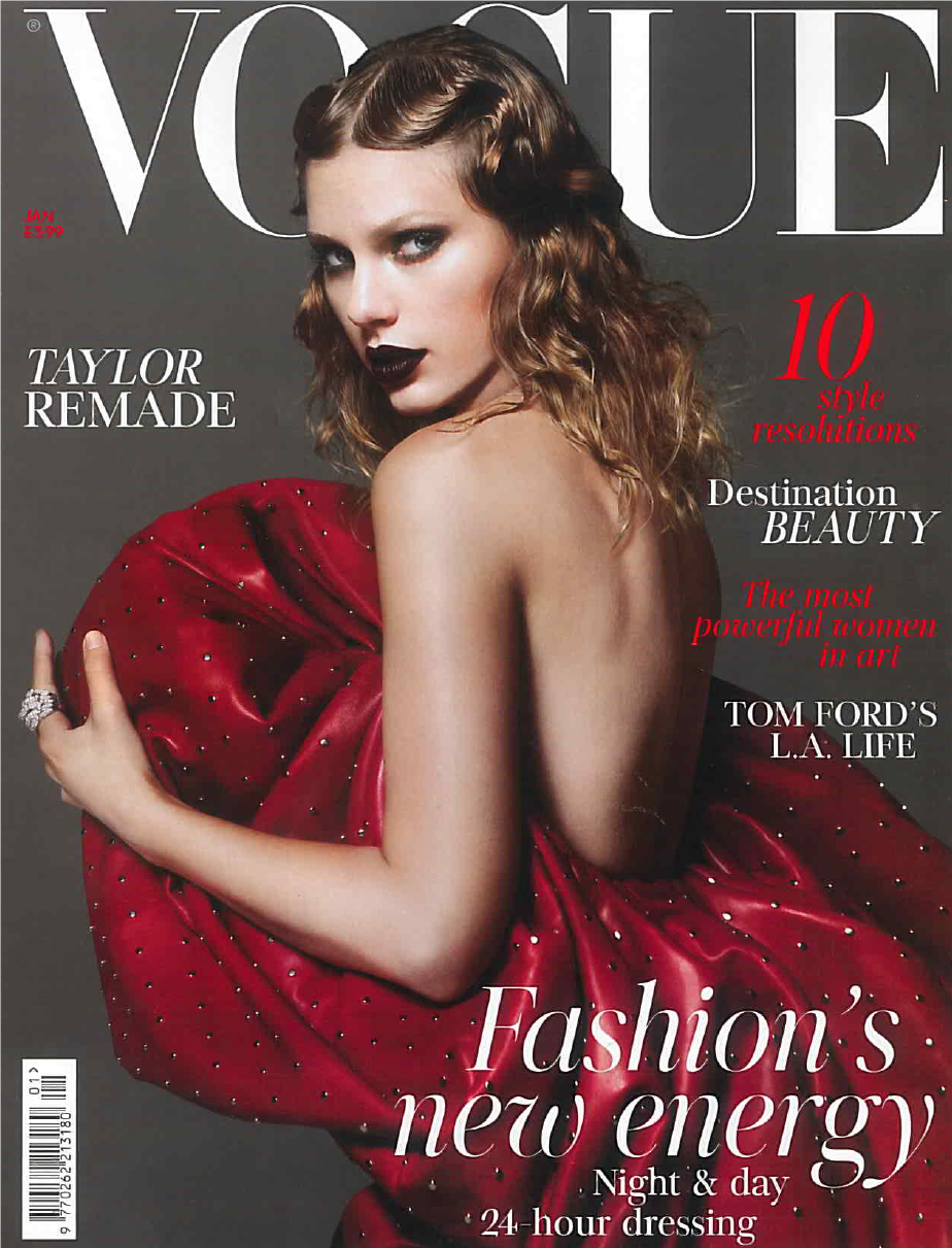 Vogue (UK), January 2018